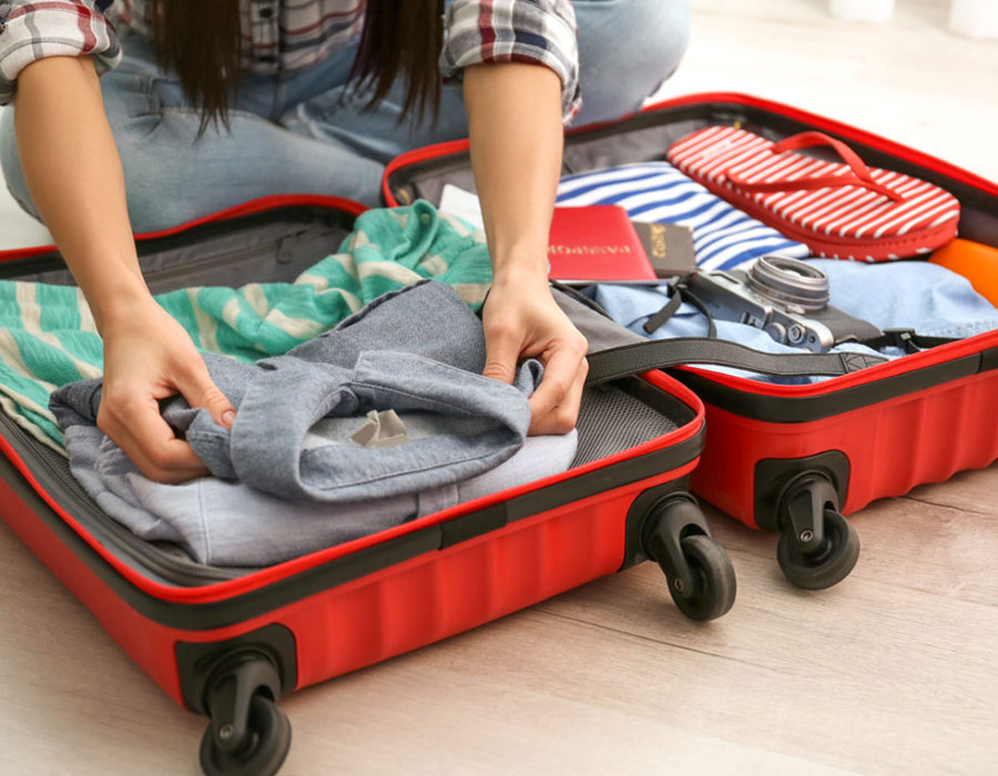 Ideas Empacar Maletas Viajes de Estudiantes